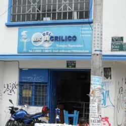 ABC del Acrílico en Bogotá