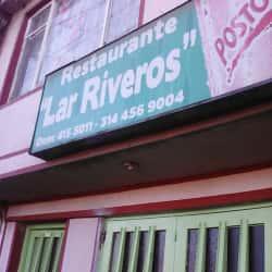 """""""Lar Riveros"""" en Bogotá"""