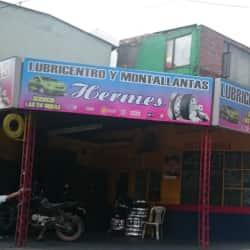 Lubricentro y Montallantas Hermes en Bogotá