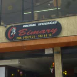 Cocinas Bimary 2 en Bogotá