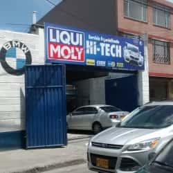 Hi-Tech en Bogotá