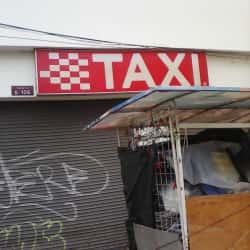 Taxi  en Bogotá