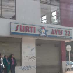 Surti Aves 22 Calle 132D en Bogotá
