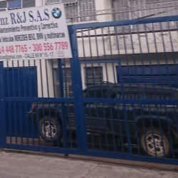 MegaBenz R&J S.A.S en Bogotá