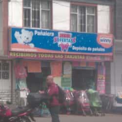 Pañalera Nene Oferta en Bogotá