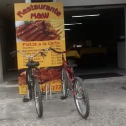 Restaurante M&W  en Bogotá