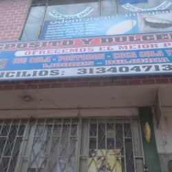 Deposito y Dulcería  en Bogotá
