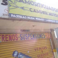 Frenos y Suspensiones en Bogotá