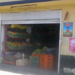 Fruver en la 13A Con 81C en Bogotá