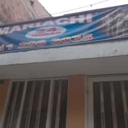 Mariachi Calle 59A en Bogotá