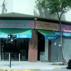 Asia Latam Jugueteria en Santiago