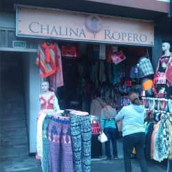 Chalina Y Ropero en Bogotá