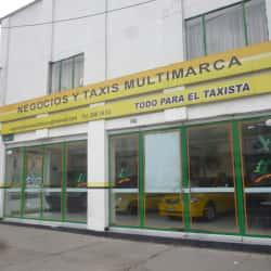 Negocios y Taxis Multimarca en Bogotá