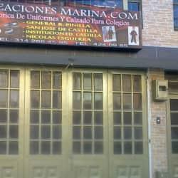 Creaciones Marina.com en Bogotá
