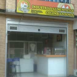 Industrias Alimenticias Colombianisimos SAS en Bogotá
