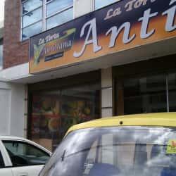 La Torta Antillana en Bogotá