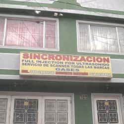 Sincronizacion Roberto Beltran en Bogotá