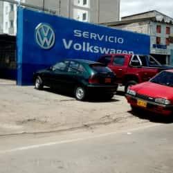Servicio Wolkswagen en Bogotá