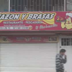 Sazon Y Brasas en Bogotá
