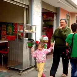 Cafeteria Calle 37B en Bogotá