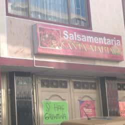 Salsamentaria Santa Maria en Bogotá