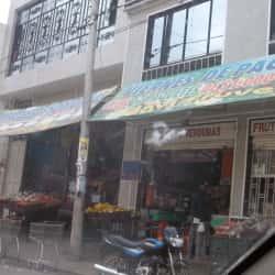 Javi Fruver en Bogotá