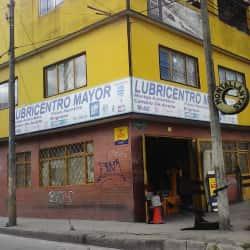 Lubricentro Mayor en Bogotá