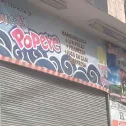 Mi Cajita Popeye en Bogotá