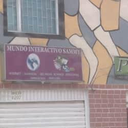 Mundo Interactivo Sammy en Bogotá