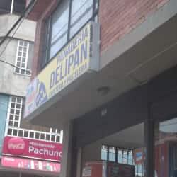 Panadería Delipan Calle 69 en Bogotá