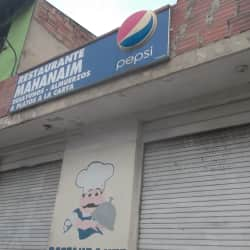 Restaurante Mahanaim en Bogotá