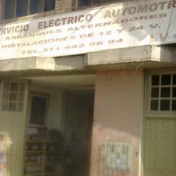 Servicio Eléctrico Automotriz en la 13a en Bogotá