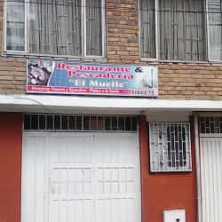 Restaurante Pescaderia el Muelle en Bogotá