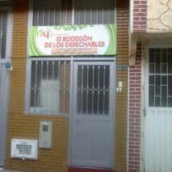 El Bodegón De Los Desechables en Bogotá