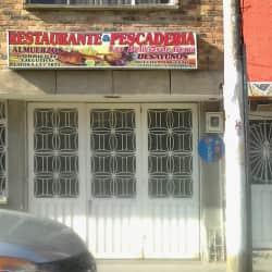 Restaurante & Pescaderia Las Delicias De Gema en Bogotá