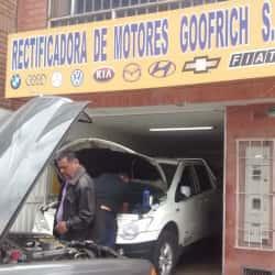 Rectificadora De Motores Goofrich en Bogotá