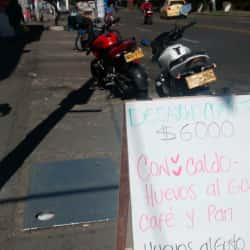 The One Parrilla en Bogotá
