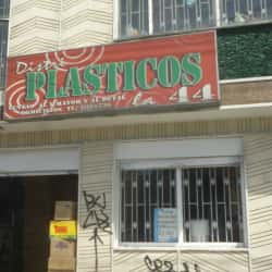 Distriplasticos La 44 en Bogotá