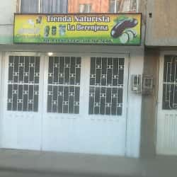 Tienda Naturista La Berenjena en Bogotá