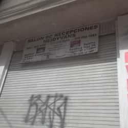 Salon de Recepciones Heidyvans en Bogotá