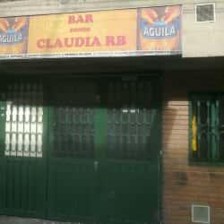 Bar Donde Claudia RB en Bogotá