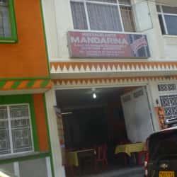 Restaurante Mandarina en Bogotá