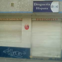 Droguería Hispana en Bogotá