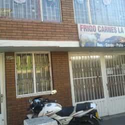 Frigo Carnes La Hacienda en Bogotá