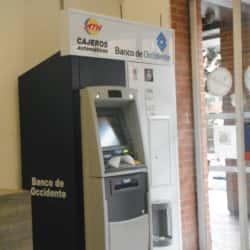 Cajero Banco de Occidente OlímpicaIserra100 en Bogotá
