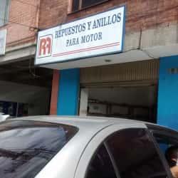 RA Repuestos Y Anillos Para Motor en Bogotá