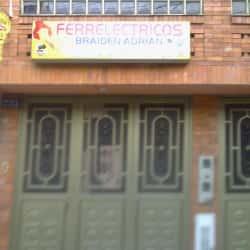 Ferrelectricos Braiden Adrian en Bogotá