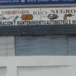 Embobinados Rio Negro en Bogotá