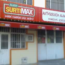 Autoservicio Alameda en Bogotá