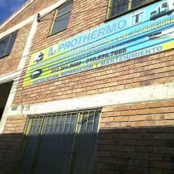 Prothermo Asociados LTDA en Bogotá